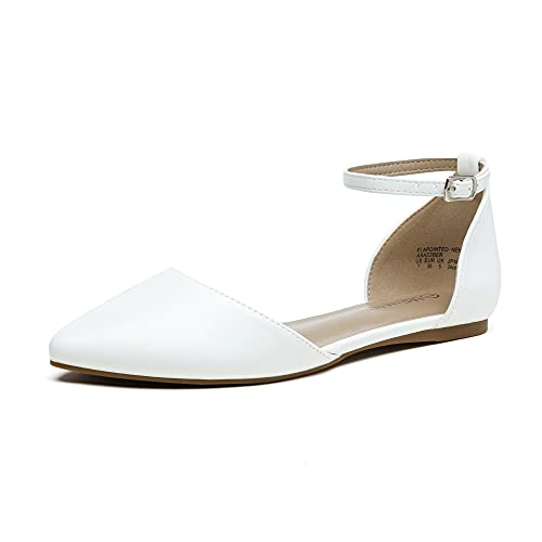 Top 10 best selling list for white sparkly flat shoes