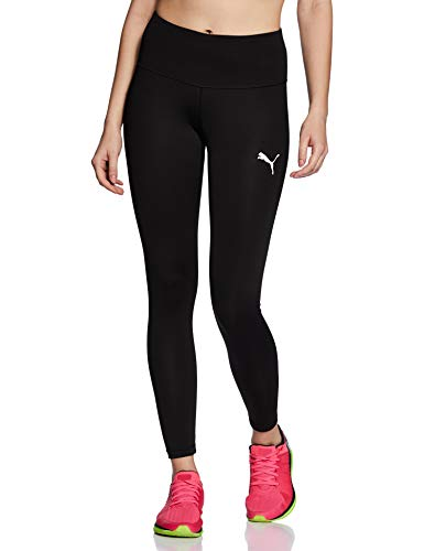 Puma Active Leggings Pantalon de Sport Femme, Black, XL