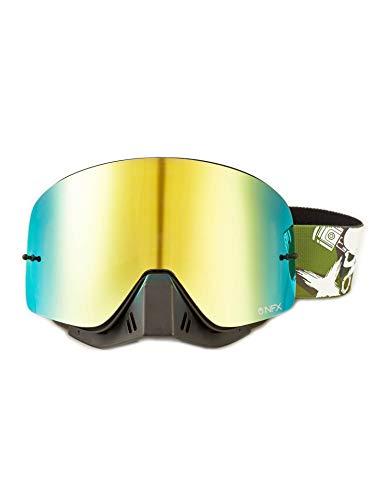 GRENZGAENGER NFX Goggles MX Warpaint camo green