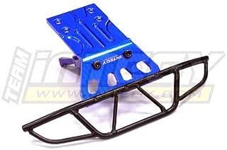 Integy RC Model Hop-ups T7947BLUE HD Front Bumper for 1/10 Electric Slash 2WD