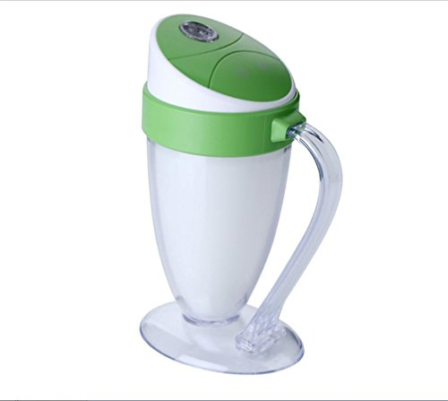 HL Mini-Usb Humidificateur Petit Humidificateur Nuit Léger Purificateur D'Air , Green , 14.5#9.5#6.5Cm,green,14.5#9.5#6.5cm