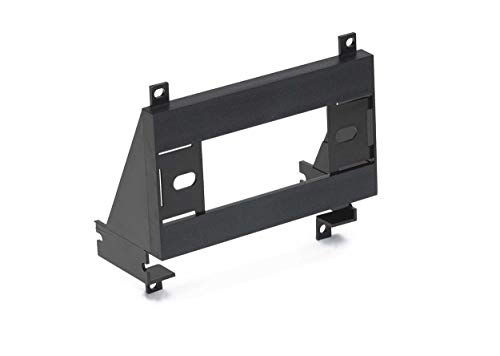 Metra 99-3412 1993-1997 Geo Prizm In-dash Cd Player Mounting Kit - Converts From Double Din to Single Din