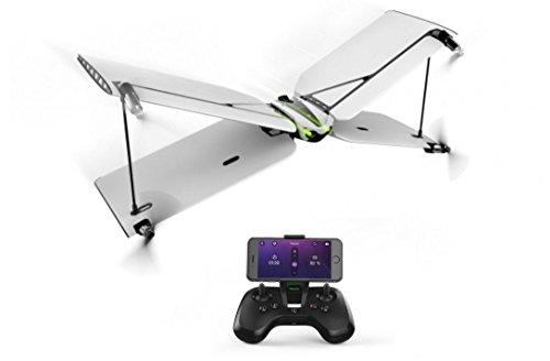 Parrot PF727004 - Mini drone Swing + flypad, color blanco