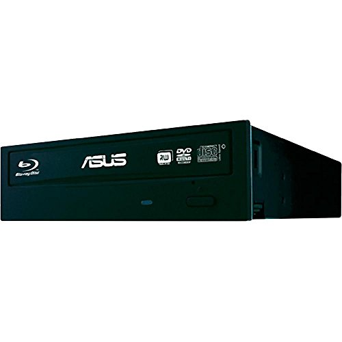ASUS BW-16D1HT Internes Blu-Ray RW Schwarz optisches Laufwerk