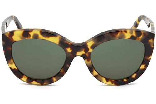 Balenciaga Sunglasses Ba0133 55N-54-22-140 Gafas de sol, Multicolor (Mehrfarbig), 54 para Mujer