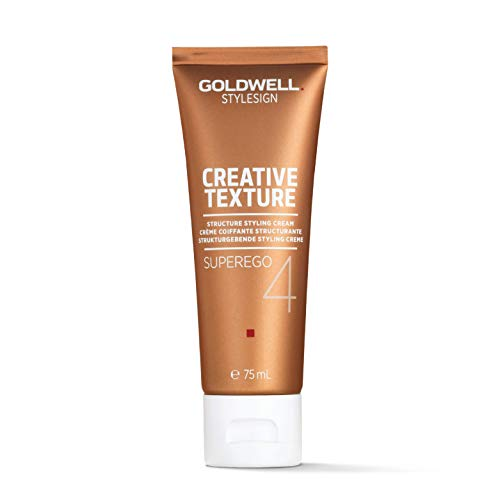 Goldwell Sign Superego, Styling Creme, 1er Pack, (1x 75 ml)