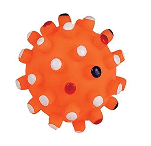 bubimex Balle Picots pour Chien 6 cm