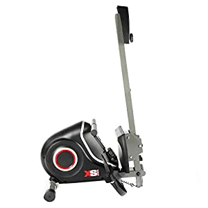XS Sports R310 Home Rowing Machine-Folding with Magnetic Adjustable Resistance-Fitness Rower