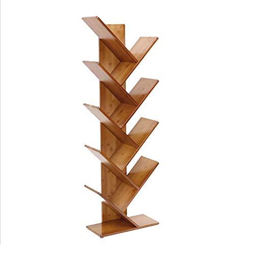 HUO Bookshelf - Study Bamboo Boo...