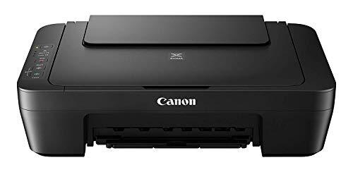 Canon PIXMA MG2550S 4800 X 600 All-in-One Printer - Black + plus full spare Canon ink set