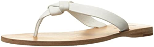 FRYE damen& 039;s Perry Knot Thong Flat Sandal