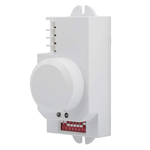 Sensor de radar de microondas AC85 – 250 V, sensor sensible a inducción para componentes electrónicos