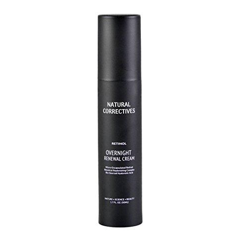 Retinol anti-aging face Cream with 1% Micro-Encapsulated Retinol & Hyaluronic Acid Retinol Dermatologist night cream for anti aging skincare regimen and fine lines and wrinkle under eye skin repair