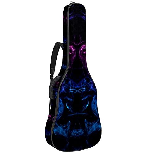 Funda protectora impermeable con asa de transporte para guitarras acústicas, clásicas y...