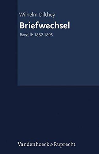 Gesammelte Schriften / Bände I bis XXVI zusammen zum Vorzugspreis: Briefwechsel: Band II: 1882-1895