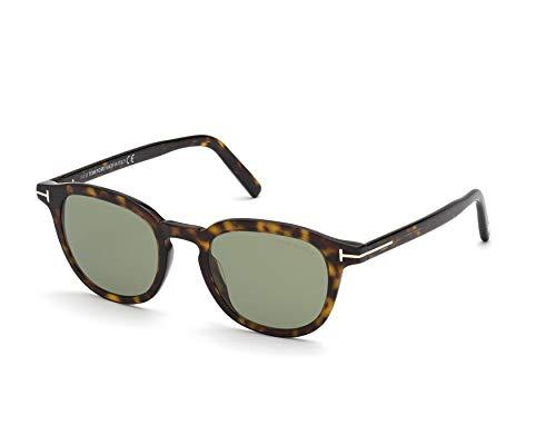 Tom Ford PAX (TF-816 52N) Havana - Gafas de sol, color verde