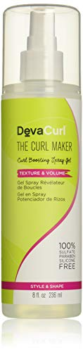 DevaCurl The Curl Maker, Spray Gel, 8oz