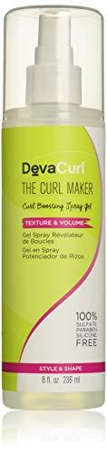 DevaCurl The Curl Maker (Curl Boosting Spray Gel - Texture & Volume) 236ml