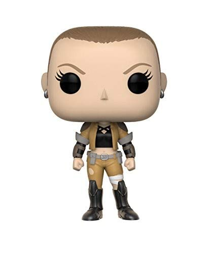 Funko POP! Marvel X-Men: Negasonic