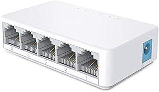 مفاتيح الشبكة - 4 منافذ 10/100 ميجابايت/ثانية قاعدة غيغابيت التبديل محوّل شبكة شبكة شبكة شبكة شبكة شبكة شبكة الإنترنت السريع