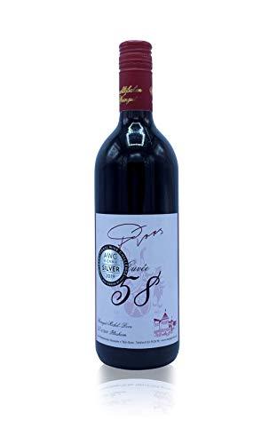 Weingut Michel-Roos Cuveè Nr. 58 Rotwein lieblich 0,75l