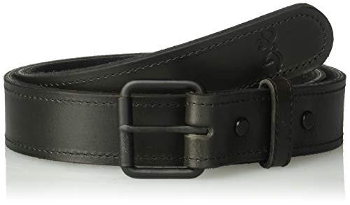 Browning Heritage Belts Gun Belt, Black, No Camo, 42