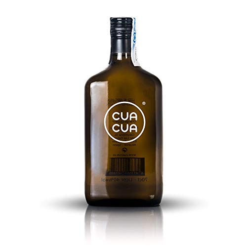 LICOR DE NARANJA CUA CUA ARTESANAL ORANGE LIQUEUR 70CL 40% VOL