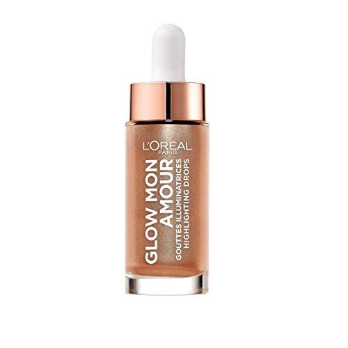 L'Oréal Paris – Enlumineur Fluide – Glow Mon Amour – Teinte : Loving Peach (02) – 15 ml