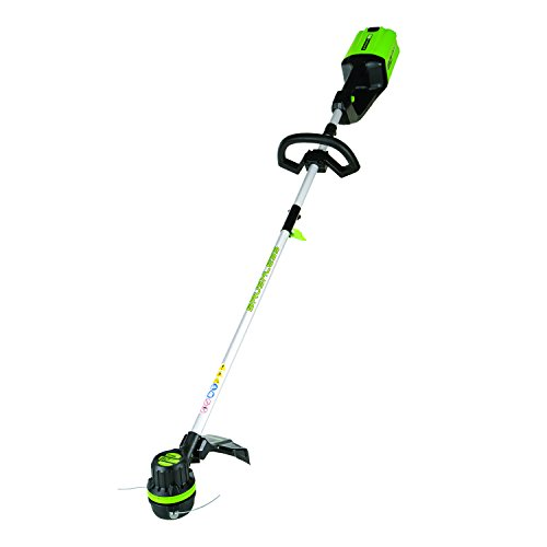 Greenworks PRO 16-Inch 80V Cordless String Trimmer, Battery Not Included ST80L00
