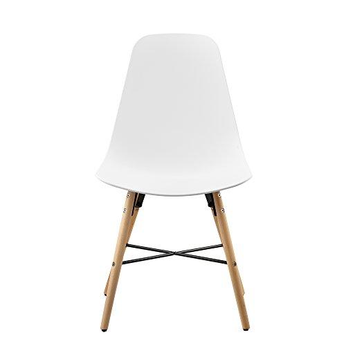 [encasa] Design Esstisch  6 Stühlen Bild 5*