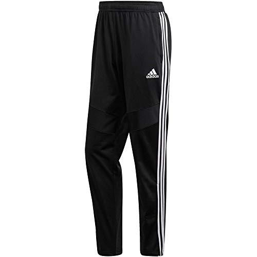 adidas Tiro19 PES Pnt, Pantaloni Sportivi. Uomo, Black/White, M/L