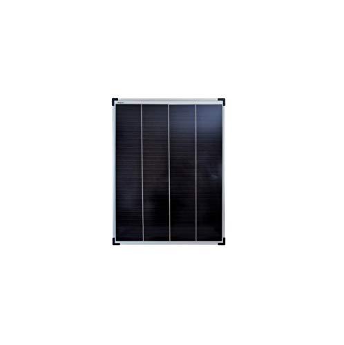 preVent GmbH Solarmodul 100W Solarpanel 24V Monokristallin 72 PERC Solarzellen Schindel