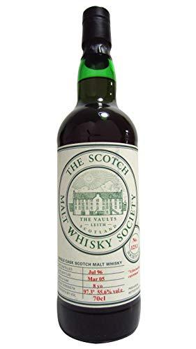 Glengoyne - SMWS Scotch Malt Whisky Society 123.1-1996 8 year old Whisky