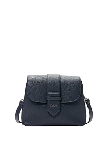 s.Oliver RED LABEL Damen City Bag aus Lederimitat blue 1