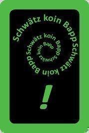 Lustiger Vokabeltrainer für Schwaben | Schwätz koin Bapp
