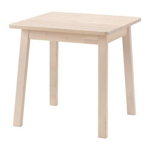 Norråker–Tavolo, bianco betulla