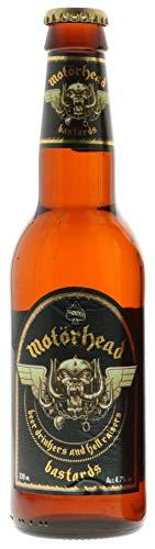 Motorhead Bastards Lager (24 x 0.33 l)