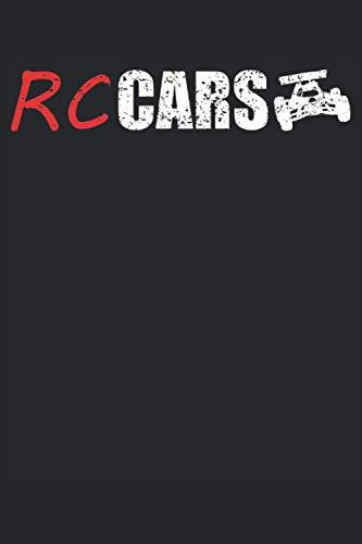 RC Cars - RC Auto Buggy Modellauto Geschenk Notizbuch (Taschenbuch DIN A 5 Format Liniert): Buggy RC-Car Notizbuch, Notizheft, Schreibheft, Tagebuch. ... und Fans von ferngesteuerten Modellautos.