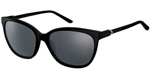 Elle Mujer gafas de sol EL14871, BK, 57