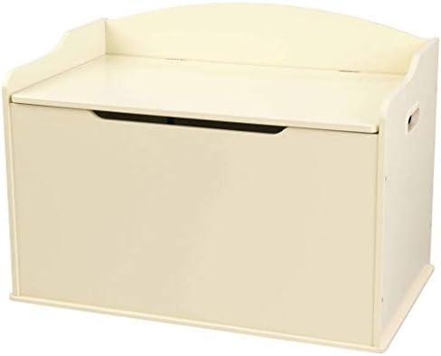 KidKraft Austin Toy Box Vanilla product image