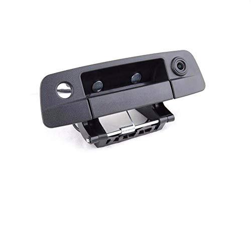 CCD kofferbakgreep achteruitrijcamera kleurencamera parkeercamera nachtzicht en achteruitrijsysteem parkeerhulp waterdicht & stootvast voor Dodge Ram 1500 2500 3500 Tailgate 2009-2018