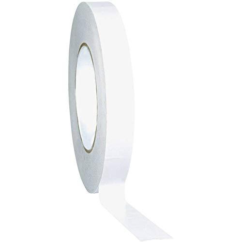 Ruban adhésif double-face TOOLCRAFT D031B1950C translucide (L x l) 50 m x 19 mm acrylique 50 m
