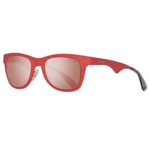 Carrera 6000/MT UZ ABV Gafas de sol, Rojo (Coral/Red Fl), 49 Unisex-Adulto