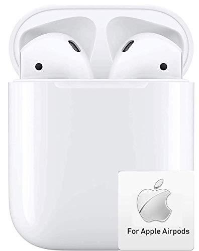 Bluetooth Kopfhörer,In-Ear Kabellose Kopfhörer,Bluetooth Headset,Sport-3D-Stereo-Kopfhörer,mit 24H Ladekästchen und Integriertem Mikrofon Auto-Pairing für Samsung/Airpods/iPhone/Apple/Android