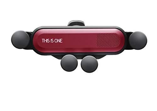 Auto-Gadgets Autotelefonhalterung Steckdosenhalterung Schnapp-rote Autohalterung für Telefon