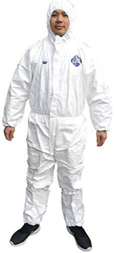 NMYYV Protección General y Seguridad en el Trabajo, la Ropa de protección excepcional, la Industria de la Ropa de protección a Prueba de Polvo, una combinación de una Pieza (tamaño XL), EST.