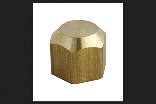 15//16-16 Thread Flare Cap BrassCraft M40-10 P 5//8 O.D