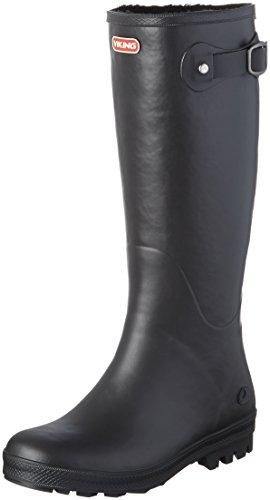 Viking Foxy Winter, Bottes & Bottines de Pluie Femme Noir (Black 2) 36 EU
