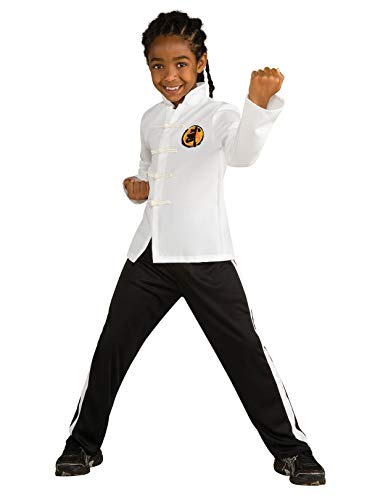 Big Boys' Child Karate Kid Costume Large