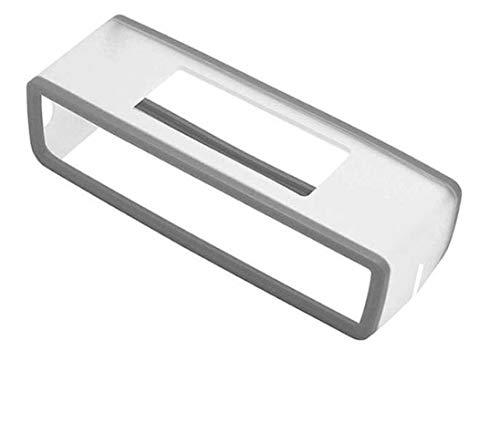 Colorful Für Bose SoundLink Mini Bluetooth Lautsprecher Schutzhülle, Mini Lautsprecher Silikon Tragetasche Travel Box Hülle Case Schutz für Bose SoundLink Mini Bluetooth Lautsprecher (Grau)